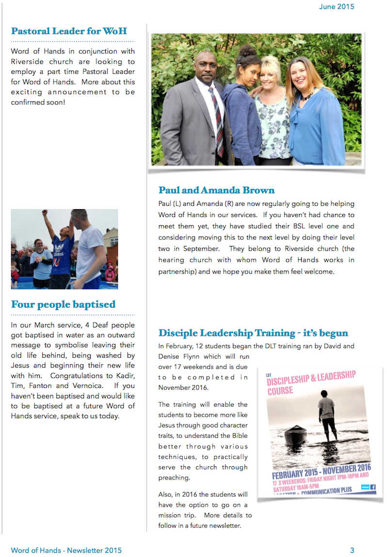 WOH NEwsletter Page 3
