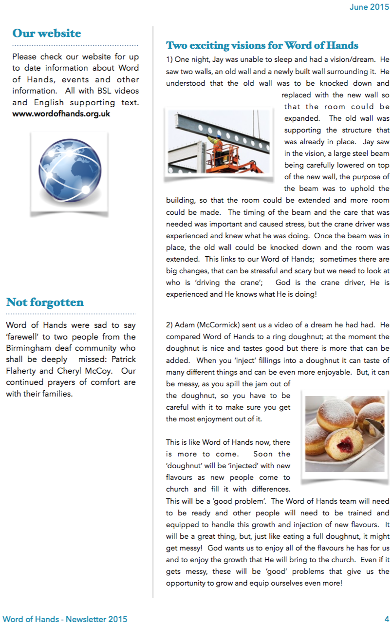 WOH Newsletter Page 4