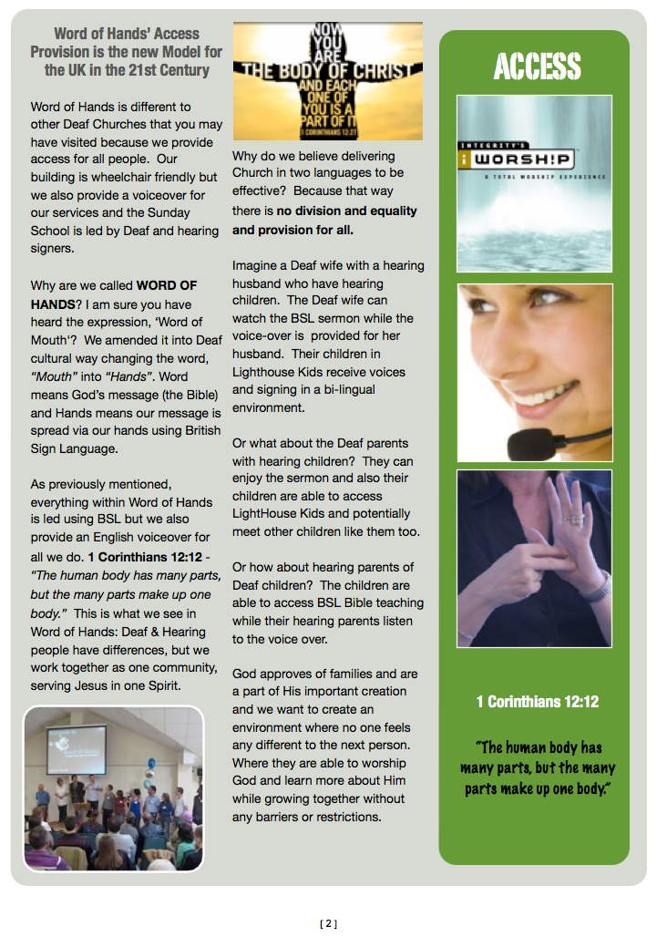 WoH Newsletter Pg.2